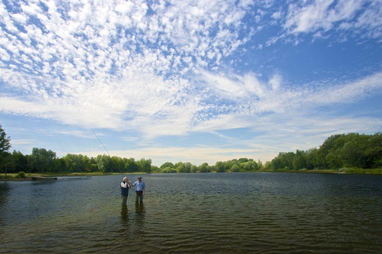 Haywards Farm Lake Tuition
