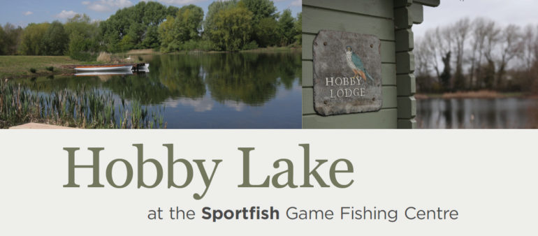 Hobby Lake at the Sportfish Game Fishing Centre