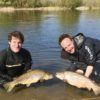 A BIG fish re–stock for Hobby and Haywards